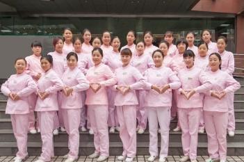 妇产科护士团队